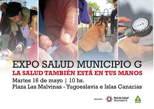 Expo Salud 2017 - Municipio G