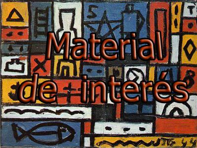 material de interés