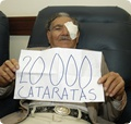 El Centro realiz 20.000 operaciones de cataratas.